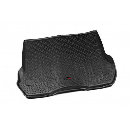 (Rugged Ridge All-Terrain 12975.33 Black Cargo Liner For Select Jeep Grand Cherokee Models)