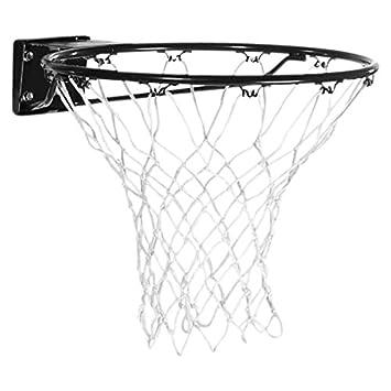 Spalding NBA Standard Rim (78-09SCN) aro de Acero, Unisex Adulto, Negro, NOSIZE 7809S