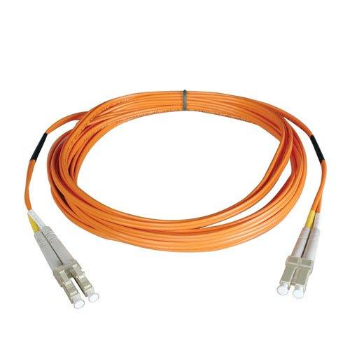Tripp Lite Duplex Multimode 50/125 Fiber Patch Cable (LC/LC), 8M (26-ft.)(N520-08M)