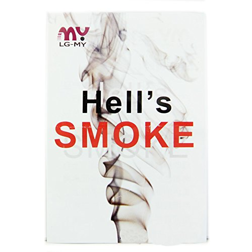 NOOKIA New Magic Smoke from Finger Tips Magic Trick Surprise Prank Joke Mystical Fun (Blow Pop Adult Costume)