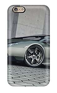 Lovers Gifts Fashion Case Cover For Iphone 6(lamborghini Murcielago Lp720 4 Wheelsandmore)