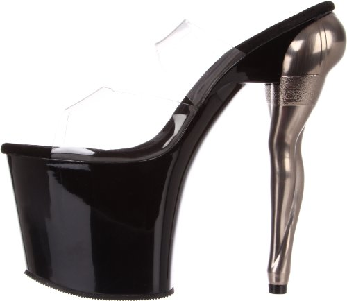 Clr 40 Vixen Uk blk Pleaser 702 7 eu afUx6gR