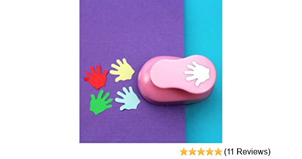 Star Shape 3 x New Sealed Craft Punch Paper Craft Design Tool 1 inch