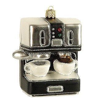 Coffee Christmas Ornaments.Amazon Com Coffee Espresso Machine Latte Cappuccino Java