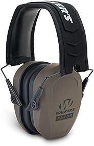 Walker's Game Ear Razor Slim Passive MUFF - FDE, Multicolor, one