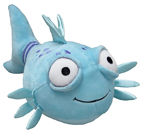 MerryMakers Pout Pout Fish Plush 9 Inch
