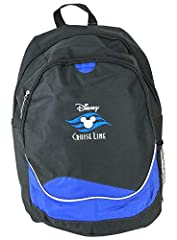 It's smooth sailing with this backpack. Keep all of the goodies from your Disney Cruise Line vacation in this polyester backpack featuring an embroidered Disney Cruise Line Mickey Ears design that will keep you in style for many voyages to co...