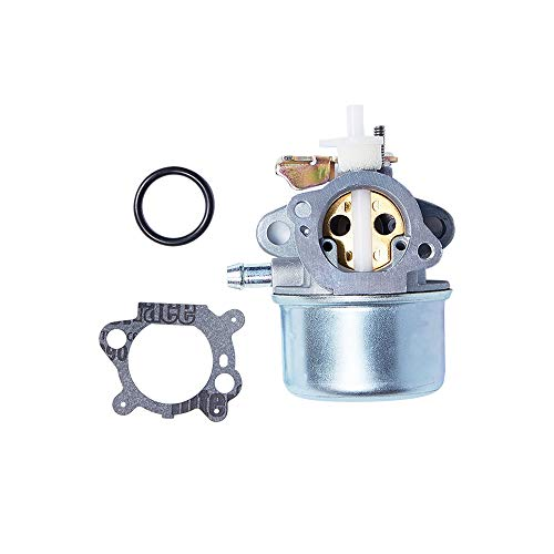 JUMBO FILTER Carburetor for Briggs & Stratton 799869 497586 Lawn Mover, Carb Kit with Gasket for Craftsman 6.75HP Power Washer for Rotary 14112 Carb Rebuid Kit for Oregon 50-658