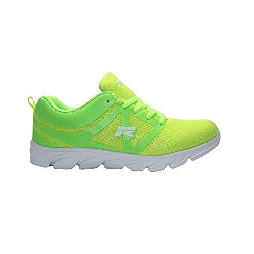 R Green Deporte Rox Adulto Verde de Unisex Furtive Zapatillas dqnwZz