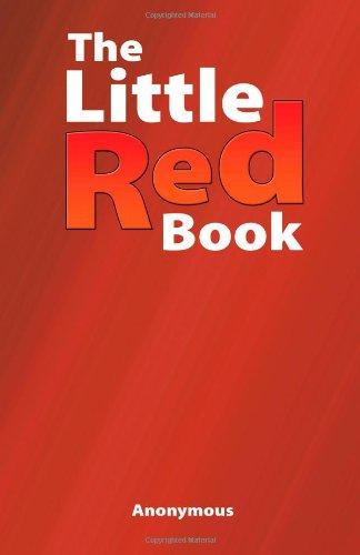The Little Red Book pdf epub