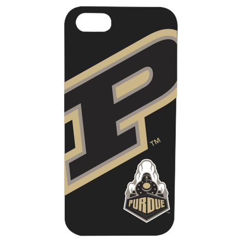 Purdue Boilermakers Case for iPhone 5 / 5s - - Cell Phone Case Boilermakers