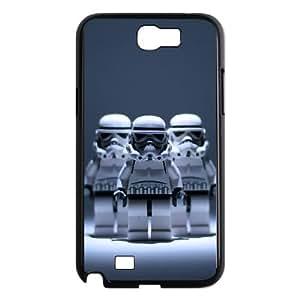 Rainy Day Star Wars Samsung Galaxy N2 7100 Cell Phone Case Black JN787064