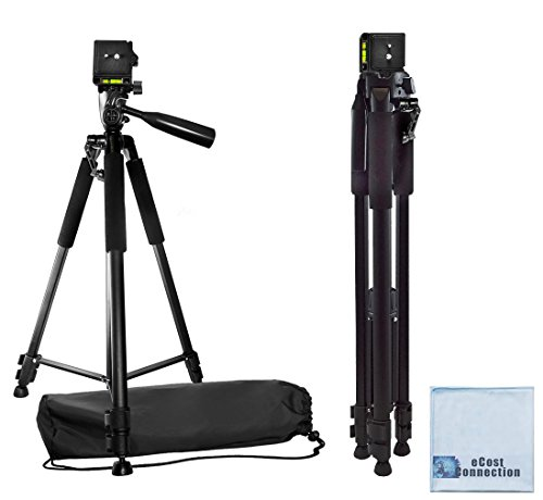 "60"" Pro Series Professional Camera Tripod for Canon, Nikon,"