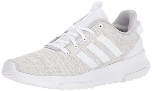 adidas Performance Men's Cf Racer Tr Running Shoe, Grey One/White/Grey Two, 8 M US Classic Performance Cross Trainer