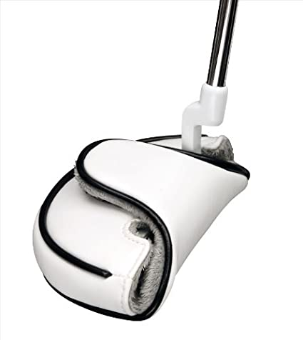 Review Hireko White Mallet Headcover