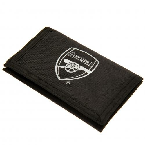 Arsenal Official FC Black Crest Wallet