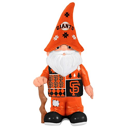 (San Francisco Giants Real Ugly Sweater Gnome - Busy Block)