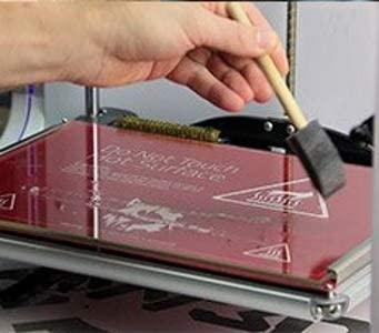 Airwolf 3D Impresora 3D A09800 lecho de cemento para el ABS PETG ...