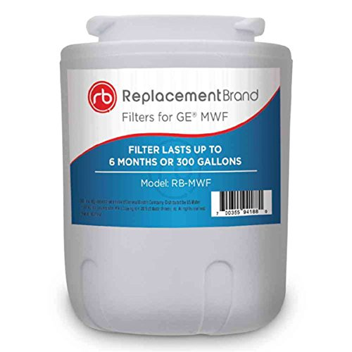 ReplacementBrand GE MWF Comparable Refrigerator Water Filter (Furnace Filter Holder compare prices)