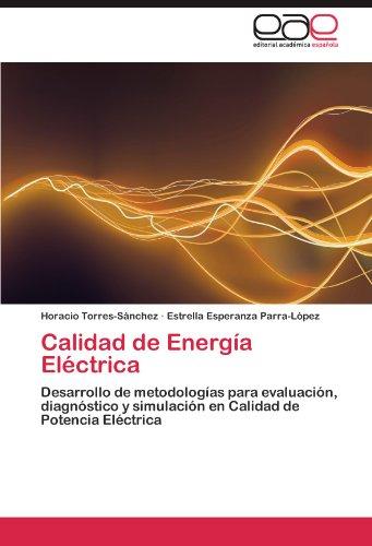 Descargar Libro Calidad De Energía Eléctrica Torres-sánchez Horacio