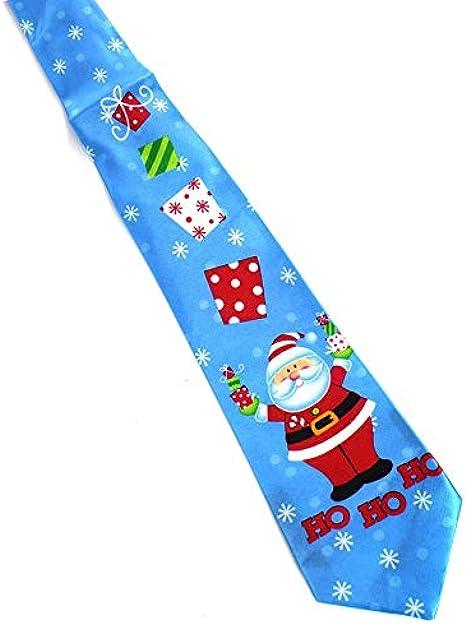 Imprimir Corbata de Navidad Corbatas de seda de moda para hombres ...