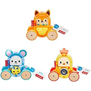 Fisher Price Vehicles Assortment