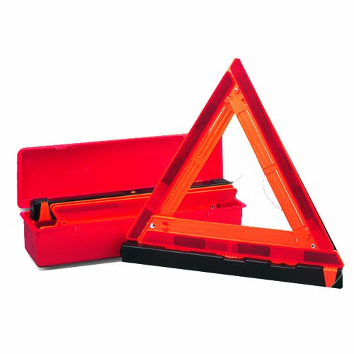 Cortina 95-03-010 17-Inch Highway Warning Triangle, Set of ()