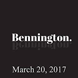 Bennington, Amy Miller, March 20, 2017