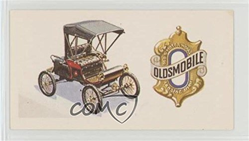 1909 Oldsmobile Curved Dash (Trading Card) 1968 Brooke Bond History of the Motor Car - [Base] #9