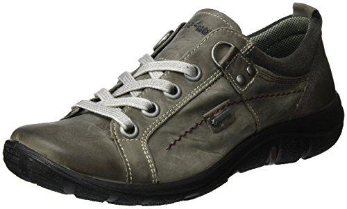 Grau Ematite Sneaker Milano Basse Donna Legero 4SxBgP