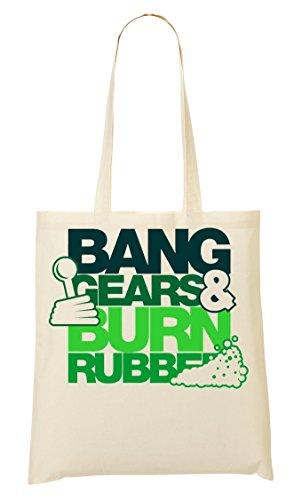 À Sac Tout Rubber Fourre Sac CP Burn Gears Bang Provisions g6q16