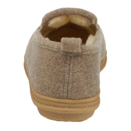 Pantofole Da Uomo Internazionale Perry Slipper Tan