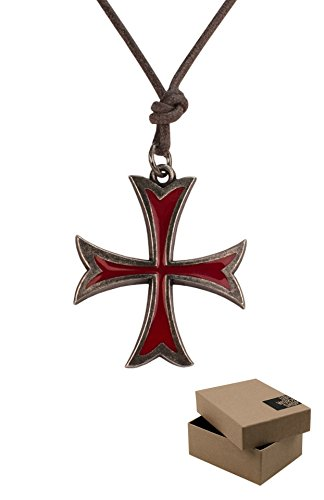 Assassin's Creed Syndicate Templar Amulet Necklace Official Ubisoft Collection by Ubi Workshop