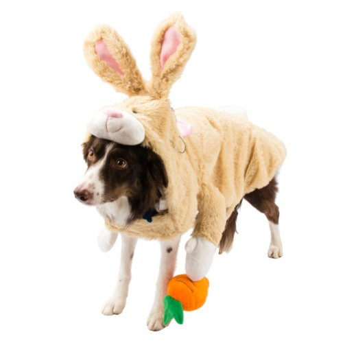 Bunny - Dress Up Dog Costume (X-Small) (Common Halloween Costumes)