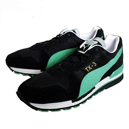 Puma Tx-3 - Zapatillas Negro / Verde / Blanco