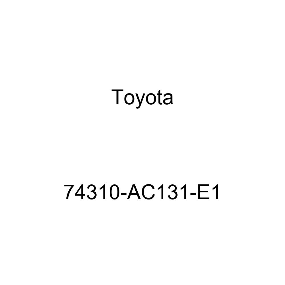 Toyota Genuine 74310-AC131-E1 Visor Assembly