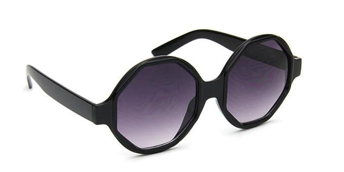 Amazon.com: Tantino - Gafas de sol grandes redondas para ...