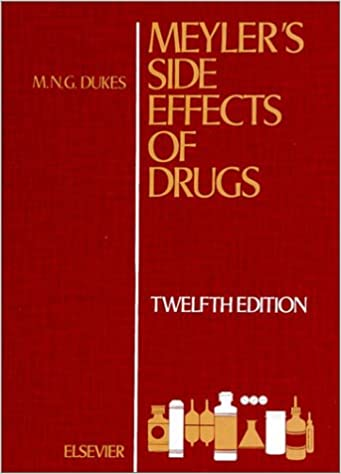 Meyler's Side Effects of Drugs: The Encyclopedia of Adverse