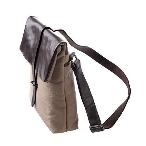 In Bag Senza Con Un Pelle E Spalla Tracolla A Dudu Tessuto