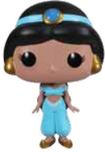 Funko Pop! Disney Jasmine Aladdine