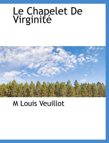 Le Chapelet De Virginité