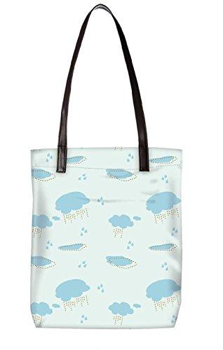 Snoogg Strandtasche, mehrfarbig (mehrfarbig) - LTR-BL-3062-ToteBag