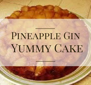 (Helen's Fresh Baked and Flavorful Pineapple Gin Yummy Cake)
