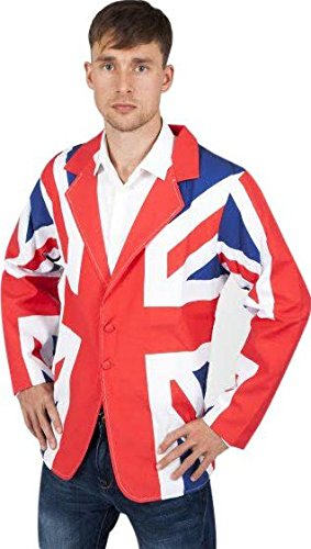 Union Jack Wear - Blazer - Homme Multicolore union jack