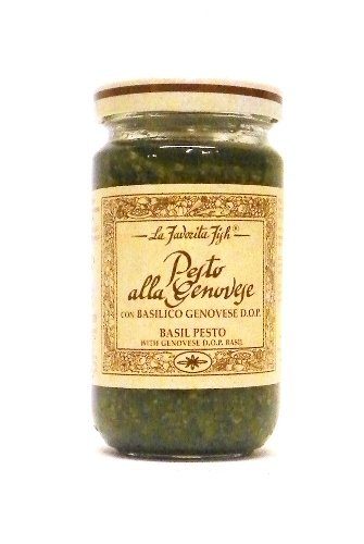 Pesto Alla Genovese By La Favorita (180 Gram)