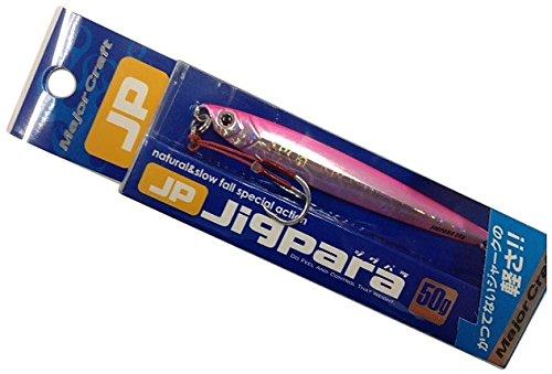 メジャークラフト ルアー ジグパラ semi long50g #20 サクラシルバーの商品画像
