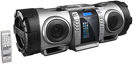 Jvc Rv Nb85 Boomblaster Cd System Fm Tuner 40 Watt Audio Hifi