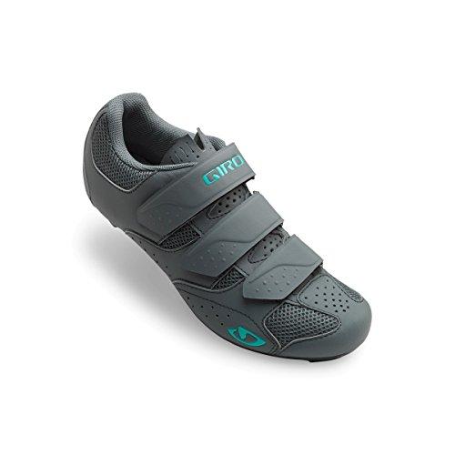 Giro Techne Cycling Shoes - Women's Titanium/Glacier 39