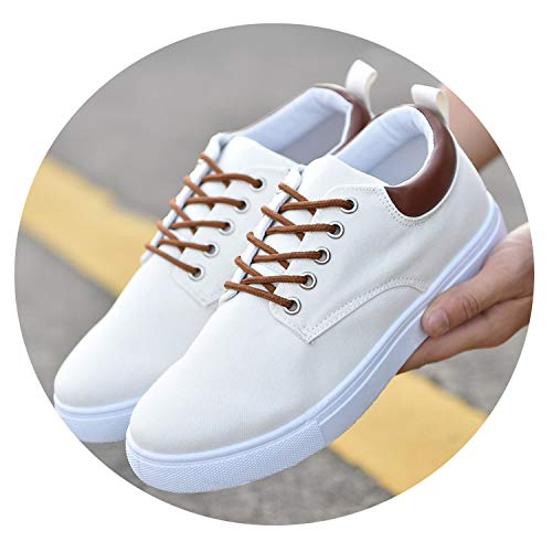 70% Discount KhakiWhite CAT Tooling Leather Shoes High Sale