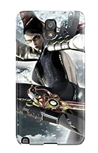 Defender Case For Galaxy Note 3, Bayonetta Video Game Other Pattern